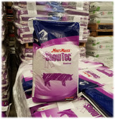 MoorMan's Show-Tec Swine BB18 mini-pellets for finishing show pigs 50 lb. to show weight range, 50 lb. bag