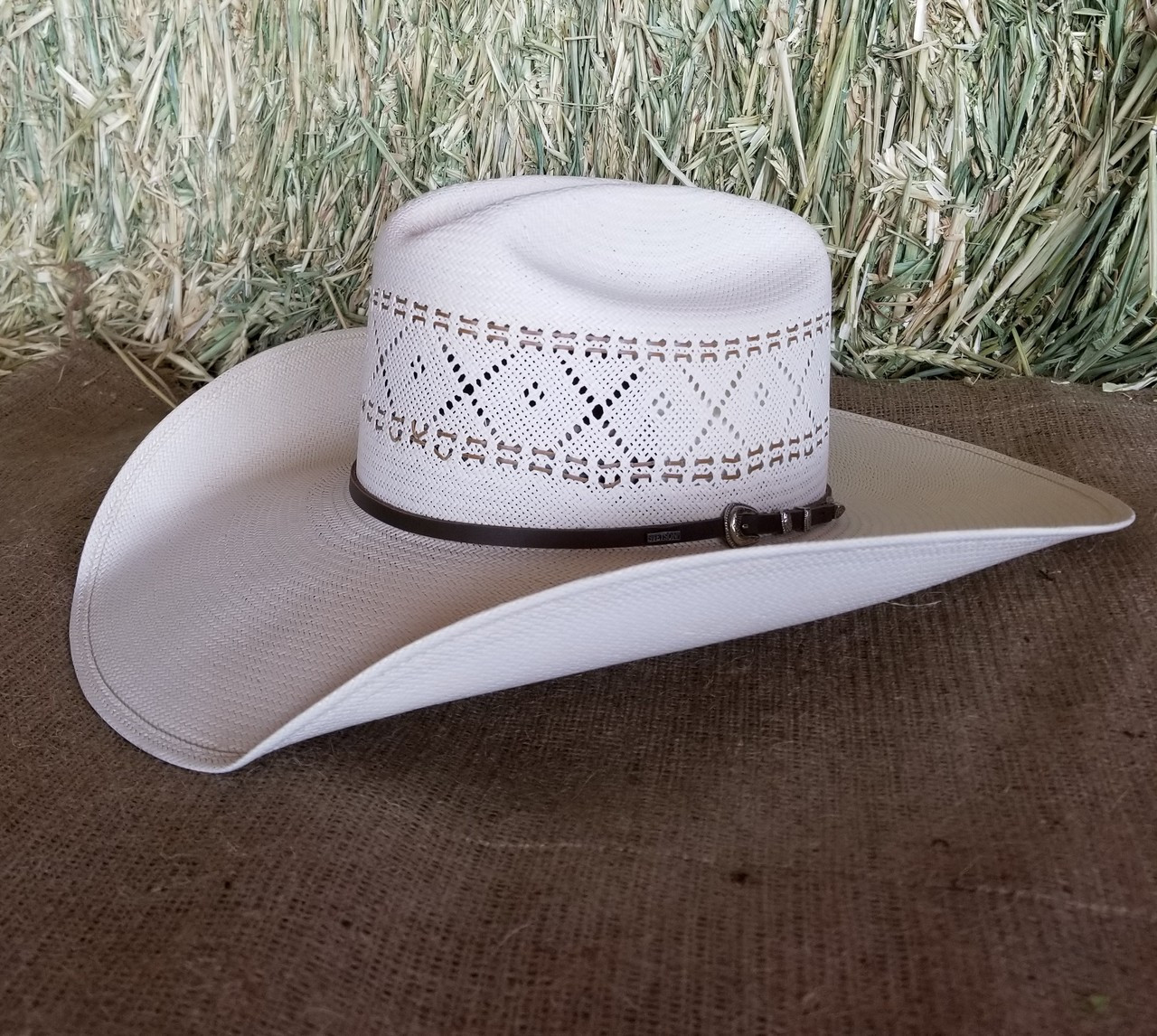 Stetson Natural Straw
