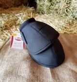 Weaver Leather Ballistic Nylon Bell Boots for Horses, size LG, black
