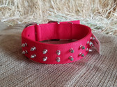 Dog Collar H Duty Nylon Red 18 in. (Available in various sizes in-store only KC)