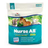Nurse All Milk Replacer, (with probiotics) 8 lb.