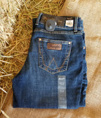 BUY 2 PAIRS WRANGLER JEANS, GET 1 PAIR FREE!  Wrangler Boot Cut Retro Mae Mid-Rise Ladies quality Jeans (in store only)