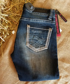 FOR A LIMITED TIME SAVE ON SELECTED LADIES JEANS! Pictured:  Rock & Roll Ladies quality Jeans (in store only)