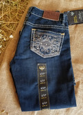 Adiktd Mid Rise Boot Cut Ladies Jeans (in store only)