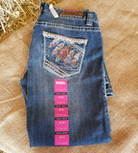 FOR A LIMITED TIME SAVE ON Selected Ladies Jeans! Pictured:  Rock & Roll Denim Ladies quality Jeans (in store only)