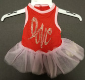 Canine Brands Dog Dress, size small  (Pet Clothing at our King City store)