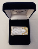 Jewelry, Montana Silversmiths Silver Engraved Money Clip