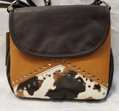 Angel Ranch Handbag,  simply aesthetic cowhide style (in store only)
