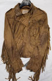 Powder River Outfitters Fringe Ladies Jacket by Panhandle,  Size 9