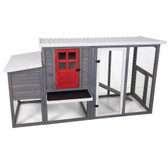 Coop, Precision Pet Red Door Hen House II (Special Order Only)
