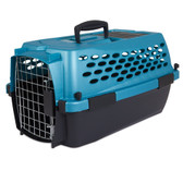 Petmate Vari Kennel 10 lb. (blue & black)