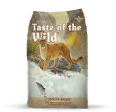 Taste of the Wild Cat Food, Canyon River Recipe, 15 lb.