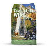 Taste of the Wild Cat Food, Rocky Mountain Recipe, 15 lb.