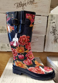 Blazin Roxx Ladies Floral Rain Boots (in store only)