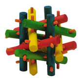 Medium Nut Knot Nibbler, For rabbits, guinea pigs, chinchillas, pet rats, or other small animals
