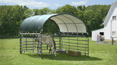 Shelter, Shelter Logic 12' x 12' Horse Shelter Attachment Kits (In Store Pick Up Only)