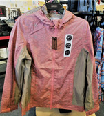Outback Trading Company Ladies Slimming Style, Pink-Arrow Wind-Breaker Jacket (Available in-store-only-Prunedale)