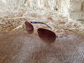 Sunglasses, Brighton Women's Sunglasses, Handmade Sugar Shk Lprd Style