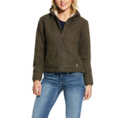 Women's Outerwear, Ariat R.E.A.L Outlaw Jacket Banyan Bark , Women's (available in store only)