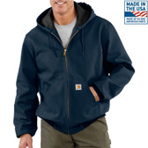 DUCK THERMAL-LINED ACTIVE JACKET, Men's Dark Navy (Available in store only)