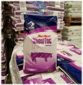 Show Feed, MoorMan's® ShowTec® Hi Fat 18 Show Feed,  for show pigs needing a little more cover, 50 lb.