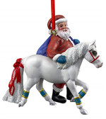 "Christmas Ornament, Breyer Collectible Christmas Ornament, ""Pony for Christmas"" (in store only)"
