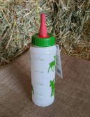 Nurser, Farm Babies Nursing Bottle with Screw Top , 1 qt.  for  lambs, goats, crias, piglets, zoo babies