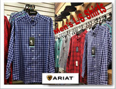 Ariat Pro Classic Fit Men's Long Sleeved Shirt (available in store only)