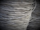 Davis Barbless Wire, 12.5 gauge Fence Wire, 1,320 ft. roll (in store pick up only)