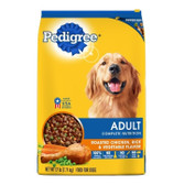 Dog Food, Pedigree Adult Complete Dog Food, Roasted  Chicken, Rice & Vegetables, 30 lb.