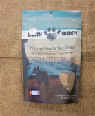 Dog Health Supplement, Earth Buddy Hemp Hearts for Dogs, 7 oz.