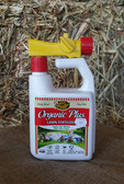 Lawn Food, Kellogg Garden Organics Organic Plus Lawn Fertilizer, 32 fl. oz. covers up to 2,000 sq. ft. (people, pet & planet safe)