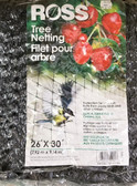 Ross Tree Netting 26' x 30' (Protects fruit from birds)