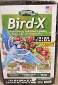 GARDENEER DALEN BIRD-X PROTECTIVE NETTING FOR FRUITS & VEGETABLES 7' X 20' (5/8 IN MESH)