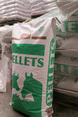 """Pelleted Hay Supplement, Timothy Hay Pellets for Horses (1/4 """" Pellets) 50 lb. Made & Packaged in the USA"""