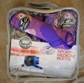 Professional's Choice Elite Horse Sport Boots (set of 4/Medium/Unicorn Rainbow))