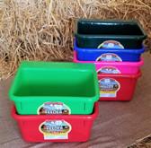 Feeder, Little Giant Professional Farm Grade Hook Over Feeder (6 quart/ surprise available color)