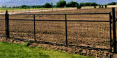 Powder River 16 ft. Wire Filled Panel, L.A. Hearne Company, Official Powder River Dealer