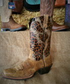 Women's Boots, Ariat Women's Leopard Print Upper Boots (available in store only)