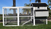 Coop, Rugged Ranch Fontana Chicken Coop 112 in x 45 in x 61 in (Special Order Only)