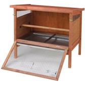 Coop, WARE HD Chick-N-Hutch 42.5 in W x 28 in D x 39 in H (Special Order Only)