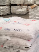 GRAIN, King S/R FEED Barley (Steam Rolled Barley) 50 lb.  quality ingredients grown & packaged in the USA