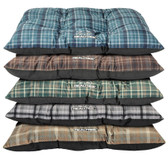 "RealTree Lifestyle Pillow Pet Beds Assorted Plaid Colors, 30"" x 40"" (available in store only)"