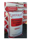 Garden Bark/Mulch, Gardeners Professional Decorative Bark (Small Size Bark) 2 cu. ft. available for in store pick up only