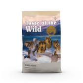Dog Food, Taste of the Wild Wetlands Canine Recipe with Roasted Fowl, 28 lb.