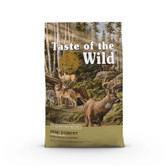 Dog Food, Taste of the Wild Pine Forrest Canine Recipe (Grain Free) with Venison & Legumes, 28 lb.