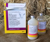 Cattle Vaccine, Zoetis CATTLEMASTER® 4+VL5, 25 dose/125 mL (in store pick up only)