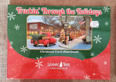 Leanin' Tree Truckin' Through the Holidays Christmas Card Assortment