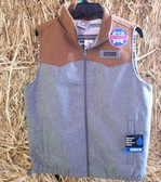Men's Outerwear, Cinch Vest Concealed Carry Pocket Durable Water Resist  (in store only)