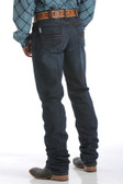 Men's Pants, CINCH MEN'S SLIM FIT SILVER LABEL JEAN - DARK STONEWASH (in store only)